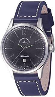 6564-2824-i4 Event Gentleman Automatic 43 blue Zeno Watch