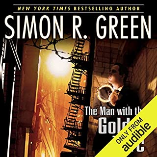 The Man with the Golden Torc     Secret Histories, Book 1              By:                                                                                                                                 Simon R. Green                               Narrated by:                                                                                                                                 Stuart Blinder                      Length: 17 hrs and 9 mins     1,292 ratings     Overall 4.0