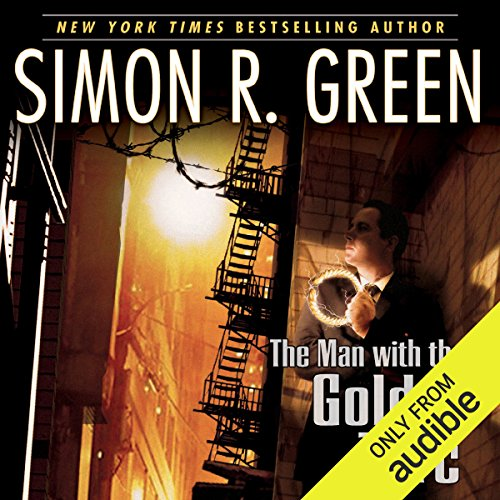 The Man with the Golden Torc     Secret Histories, Book 1              By:                                                                                                                                 Simon R. Green                               Narrated by:                                                                                                                                 Stuart Blinder                      Length: 17 hrs and 9 mins     44 ratings     Overall 4.2