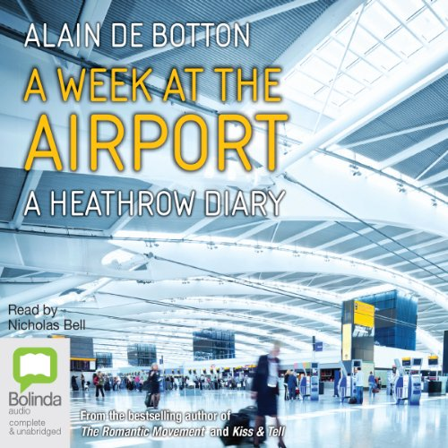 A Week at the Airport audiobook cover art