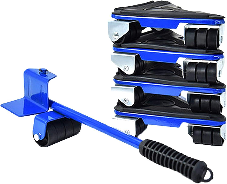 New item Long Beach Mall GUOAI 5 Packs Furniture Lifter Mover Set - Heavy Duty Furni Tool