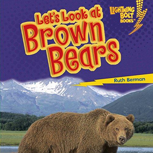 Let's Look at Brown Bears copertina