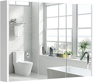Best triple mirror bathroom cabinet Reviews