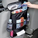 Marivon Car Seat Back Organizer Multi-Pocket Travel Storage Bag