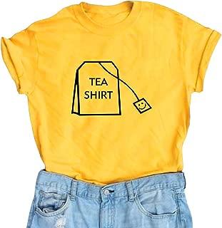 Women's Cute T Shirt Juniors Tee Graphic Tops