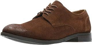 Clarks Flow Plain, Zapatos de Cordones Derby Hombre