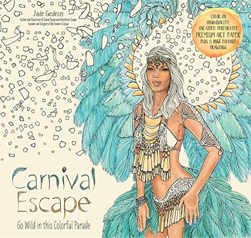 Gedeon, J: Carnival Escape (Colouring Books)