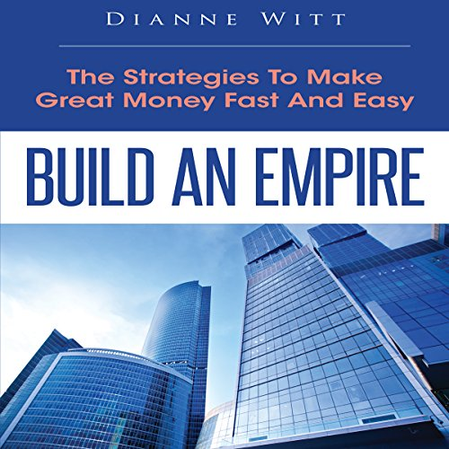Build an Empire audiobook cover art