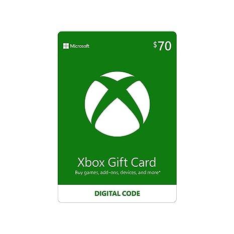 Amazon com: $15 Xbox Gift Card Digital Code : Video Games