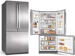 Geladeira Frost Free Syde Inverse 3 Portas 540L 110V Platinum - Brastemp