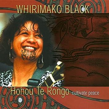 Hohou Te Rongo (Cultivate Peace)