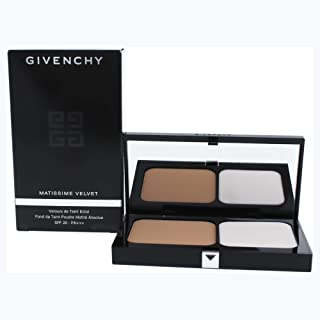 Givenchy Matissime Velvet Radiant Mat Powder Foundation Spf 20, 05 Mat Honey, 1 Ounce