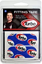 Turbo Driven to Bowl Fitting Tape Pre Cut 30 Pieces- Blue