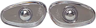 Set Side indicators compatible with Alfa Romeo 145/146 1994-1999 - Clear