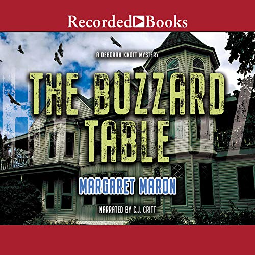 The Buzzard Table  By  cover art