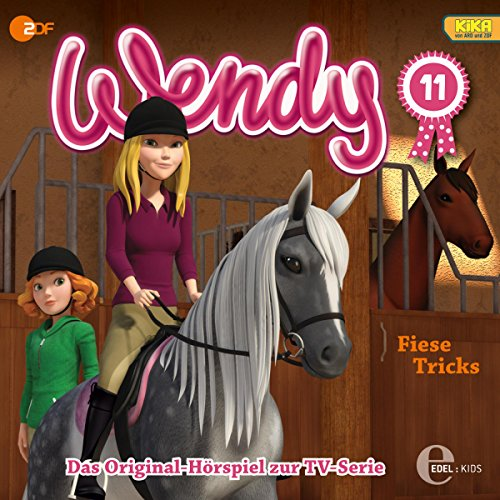 Fiese Tricks (Wendy 11) Titelbild