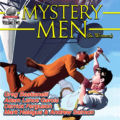 Mystery Men (& Women): Volume Two audiobook cover art