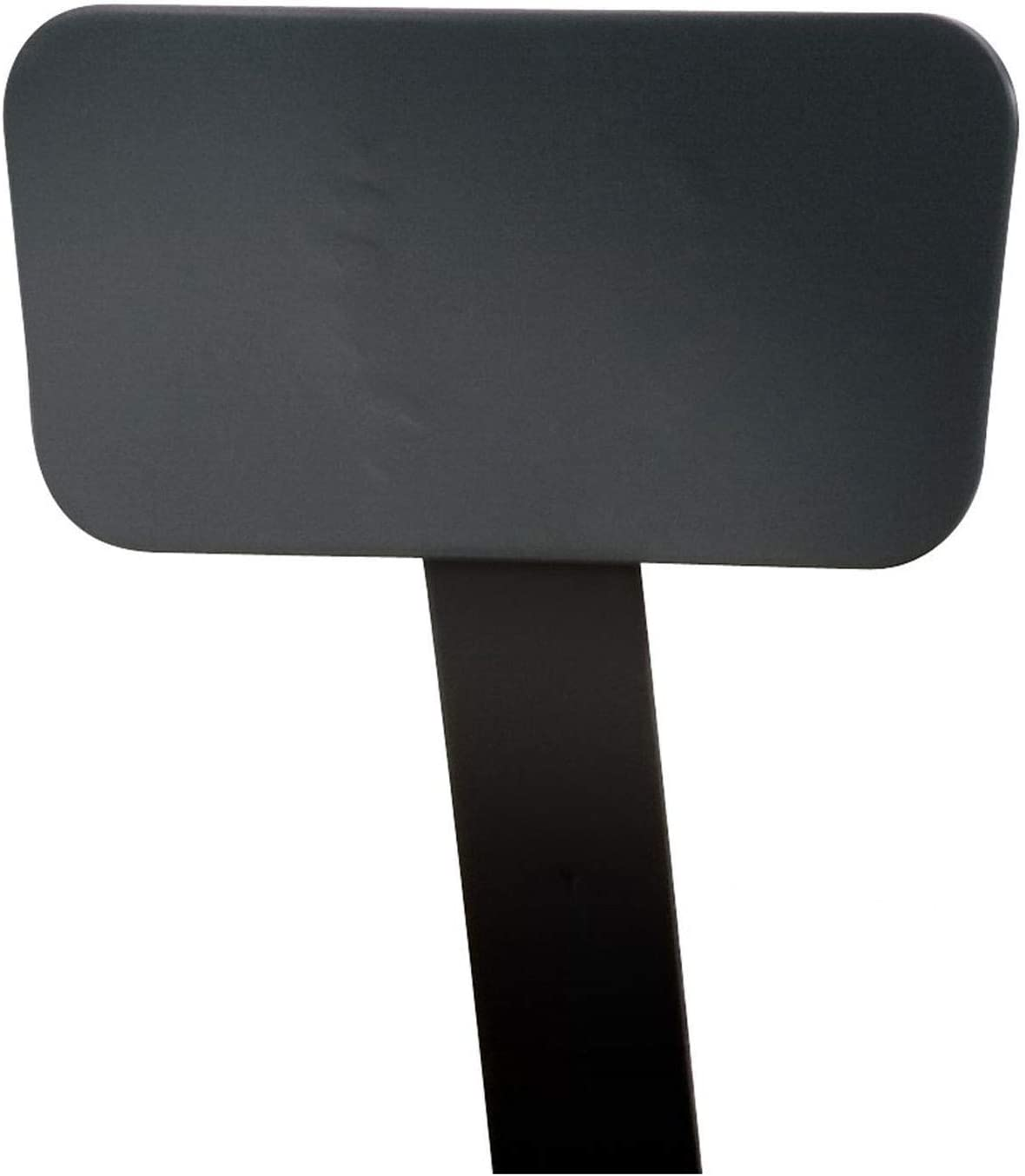 NPS High quality Raleigh Mall Steel Backrest for 6200 and Stools 6300 Black - Series