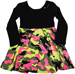 Little Girls Long Sleeve Dress - 14 Styles to Choose - 30 Day Guarantee