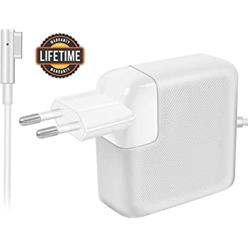 Chargeur Macbook Air, 45W MagSafe 1 Adaptateur Alimentation