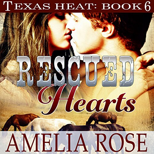 Rescued Hearts audiobook cover art