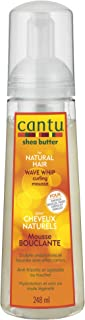 Cantu Natural Hair Wave Whip Curling Mousse '