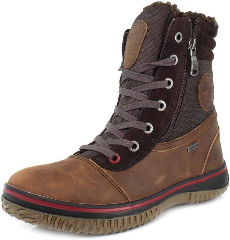 PAJAR Super beauty product restock quality top! Men's Trooper SALENEW very popular 2.0 Winter Leather Boots Waterproof