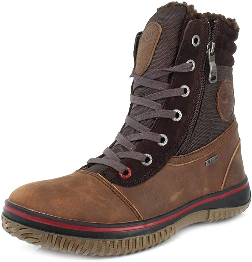 PAJAR Men's Trooper 2.0 Leather 10 Boots Ranking Special price for a limited time TOP20 Waterproof Brown Winter