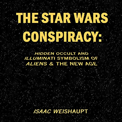 The Star Wars Conspiracy audiobook cover art