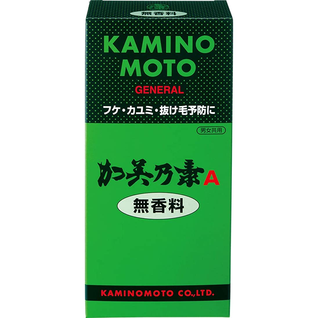 あご座るミケランジェロ加美乃素A 無香料 200mL 【医薬部外品】