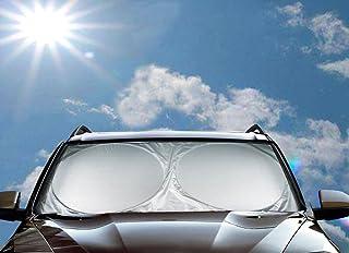 Bever Protector de Parabrisas para el Sol, 160×86cm