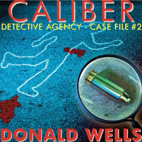 Caliber Detective Agency: Case File No. 2 audiobook cover art