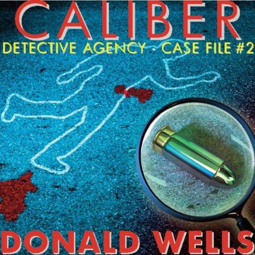 Caliber Detective Agency: Case File No. 2 cover art