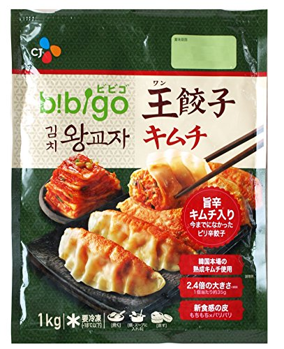 CJジャパン 王餃子(キムチ)1kg