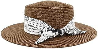 LiWen Zheng Jazz Hat 2019 Male Female Couple Straw Hat Outdoor Travel Straw Solid Color Fashion Sunshade Sun Hat