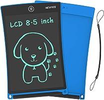 NEWYES NYWT850 Tavoletta Grafica LCD Scrittura, 8,5 Pollici di Lunghezza - Vari Colori(Blu)