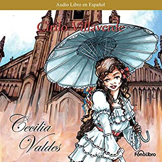 Cecilia Valdes (Spanish Edition) cover art