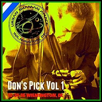 Don's Pick, Vol. 1
