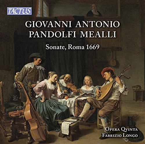 Pandolfi Mealli: Sonate, cioè balletti
