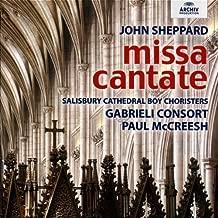 Sheppard: Missa Cantate