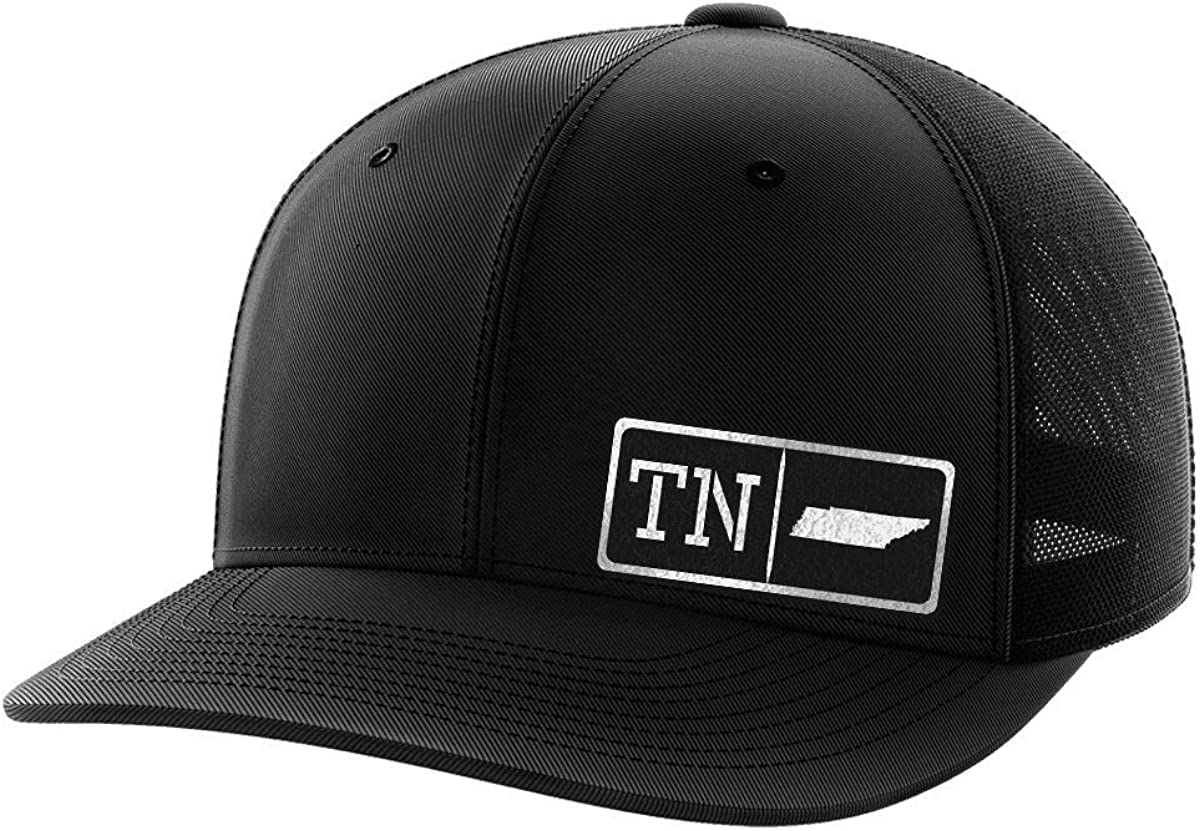 Tennessee Homegrown Black Patch Hat