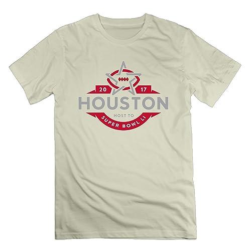Men s Super Bowl 51 Li Houston 2017 100% Cotton Tee 6d98f7fd8