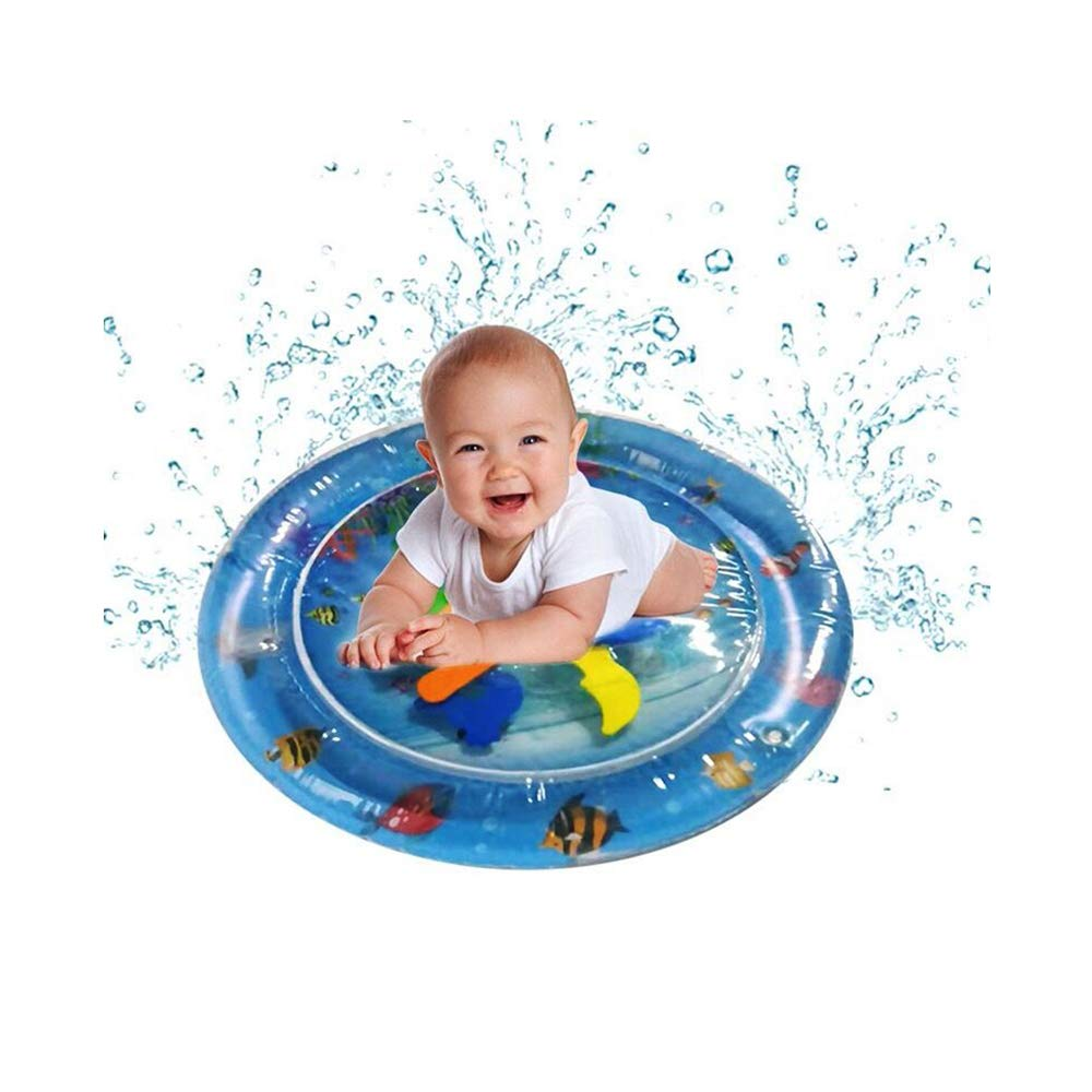 QUNANEN Inflatable Baby Water Mat Fun Center Cheap super special price C for NEW before selling ☆ Activity Play