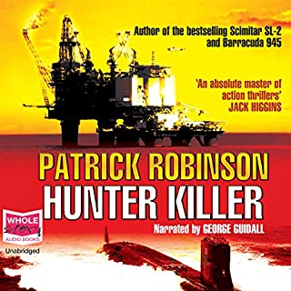 Hunter Killer cover art