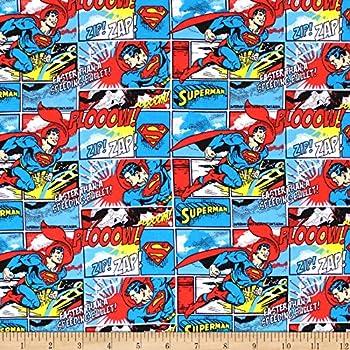 Best superman fabric Reviews