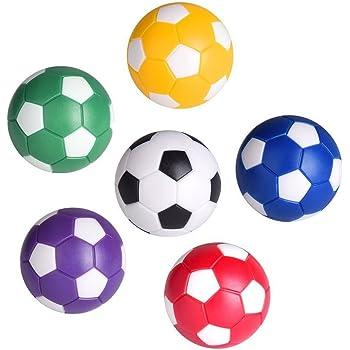 Arcam Bola futbolin baquelita 36gr Surtido Colores 20 Unidades ...