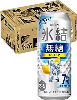 【甘くないレモンサワー】キリン 氷結無糖 レモン Alc.7% [ チューハイ 500ml×24本 ]