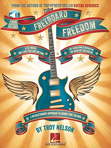Fretboard Freedom: Noten, CD, Lehrmaterial für Gitarre