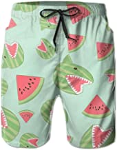 DS-co Funny Blue Sloth Mens Summer Beach Quick-Dry Surf Swim Trunks Boardshorts Cargo Pants
