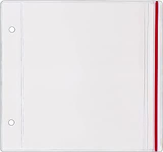 StoreSMART - Zipper Case for Your Circular Knitting Needles - 25-Pack - 6 1/2